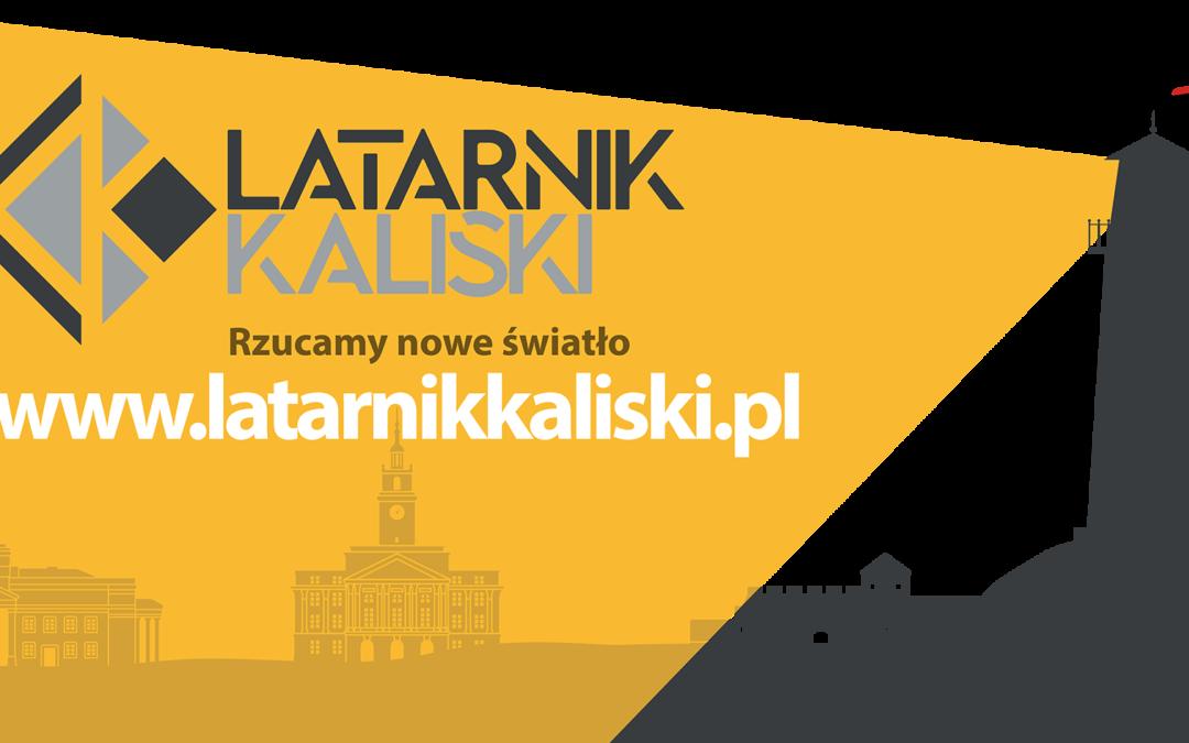 Rusza portal www.latarnikkaliski.pl